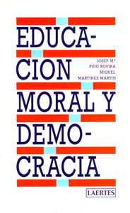 Educacion moral y democracia