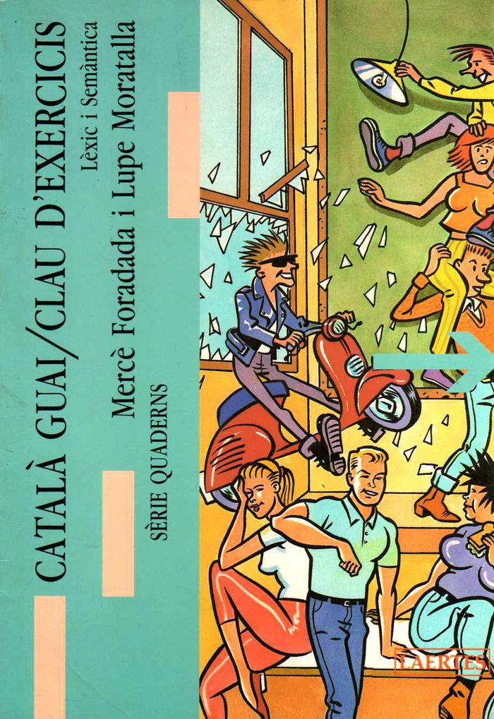 Catala guai (iii) lexic y semantica