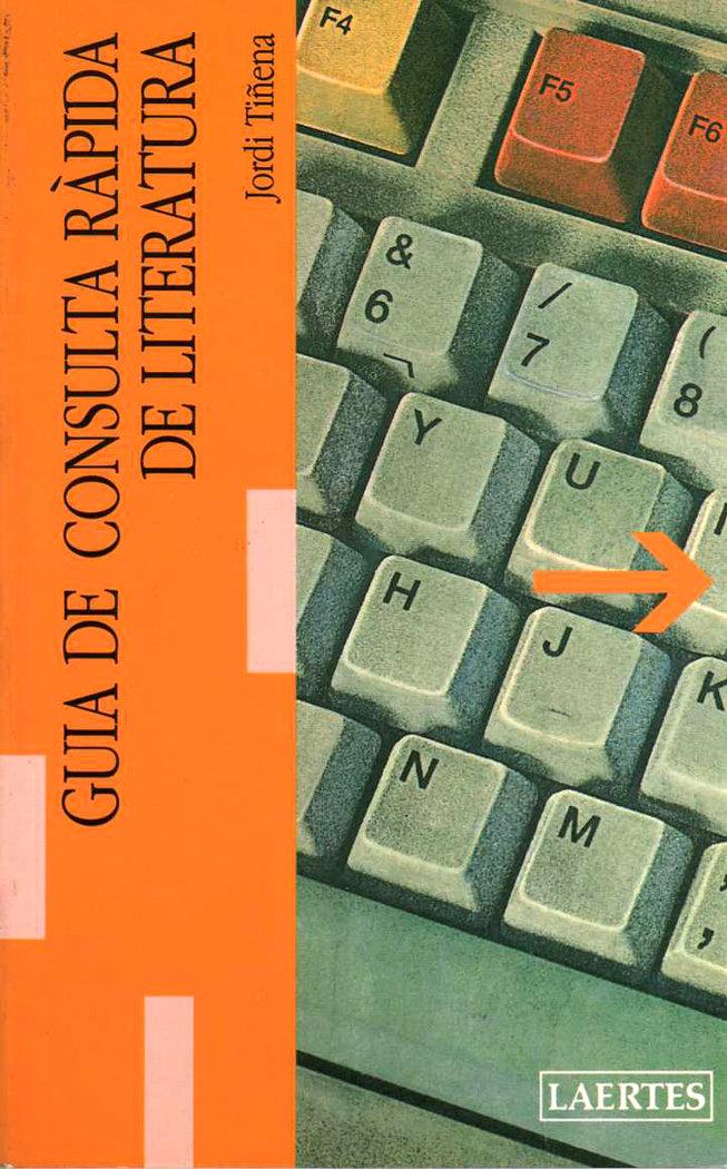 Guia de consulta rapida de literatura