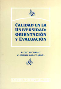 Calidad universidad orientacion evaluacion
