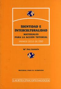 Identidad interculturalidad 1ºc.eso alumno
