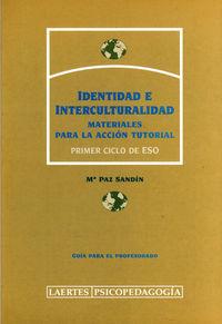 Identidad interculturalidad 1ºc.eso guia