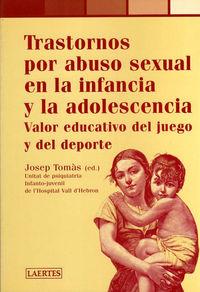 Trastornos por abuso sexual infancia