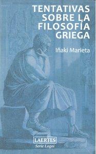 Tentativas sobre la folosofia griega