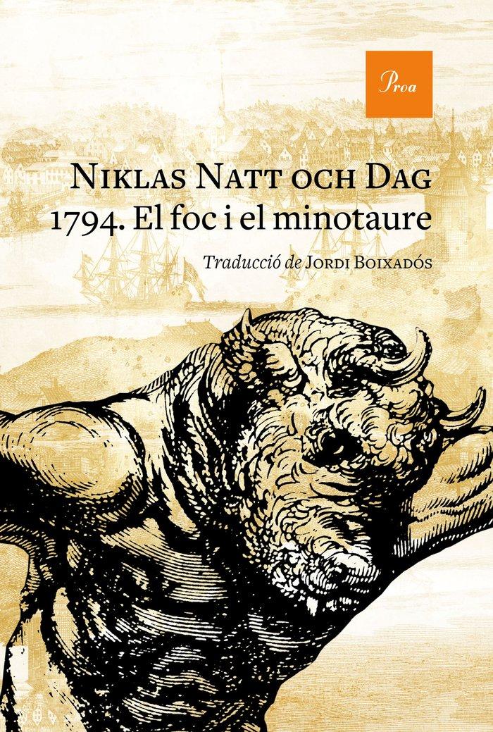 1794 el foc i el minotaure catalan