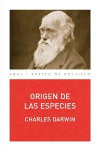 Origen de las especies b.cientifica