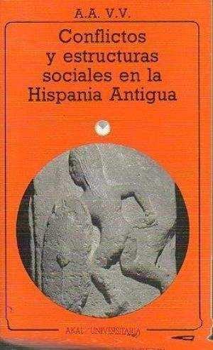 Conflictos y estruct.sociales hispania