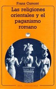 Religiones orientales y paganismo romano