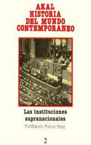 Instituciones supranacionales h.m.c.