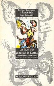 Industrias culturales en españa