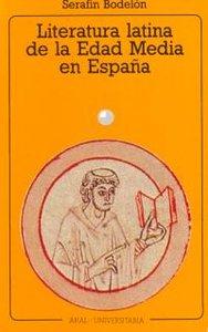Literatura latina edad media españa