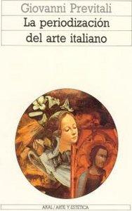 Periodizacion arte italiano