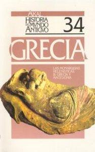 Grecia 21 monarquias 3 helenisticas