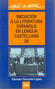 Inic.literatura lengua castellana ii gl