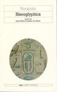 Hieroglyphica a.y estetica