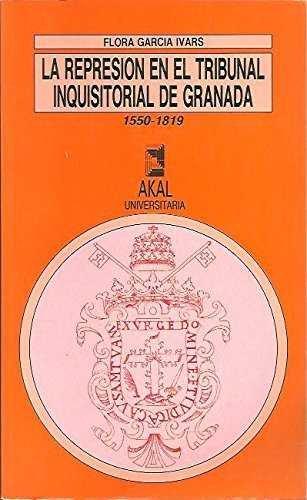 Represion tribunal inquisitorial granada