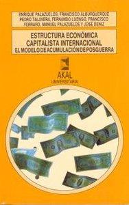 Estructura economica capitalista int.
