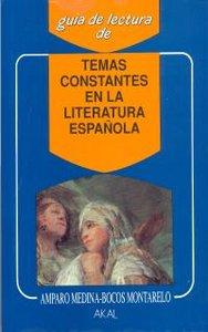 Temas constantes literatura española gl