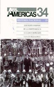 Paises andinos independencia gran depres