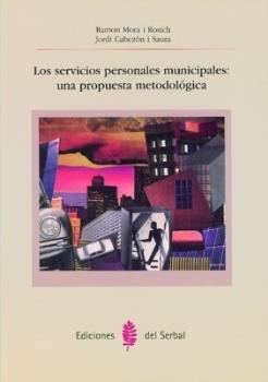 Servicios personales municipales: una propuesta metodologica