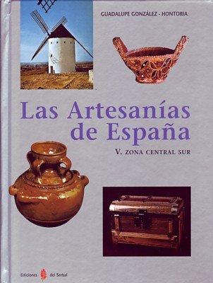 Artesanias de españa, las v zona zentral sur