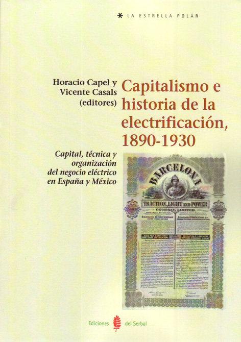 Capitalismo e historia de la electrificacion, 1890-1930