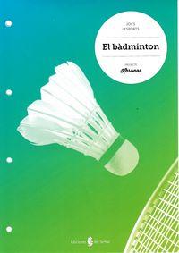 Badminton,el eso 15