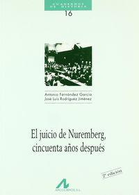 Juicio de nuremberg,el cincuenta años despues (16)