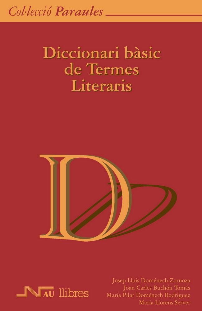 Diccionari basic de termes literaris