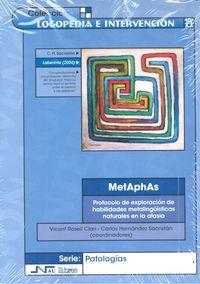 Metaphas protocolo exploracion habilidades metalinguisticas