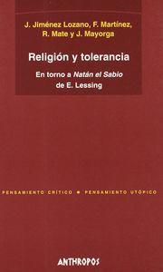 Religion y tolerancia