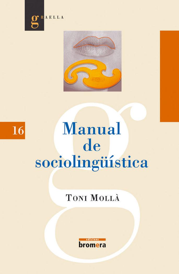 MANUAL DE SOCIOLINGÜISTICA