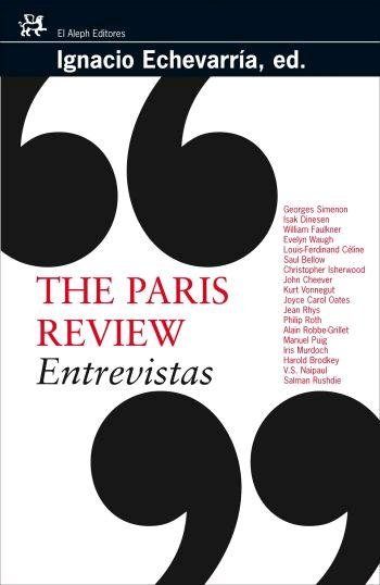 The paris review entrevistas