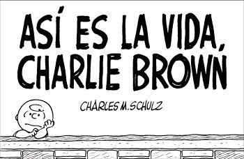 Asi es la vida charlie brown