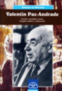 Valentin paz-andrade. escritor, xornalista e poeta. avogado,