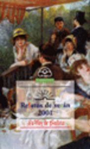Relatos de veran 2001