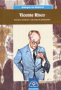 Vicente risco. escritor, etnografo e ideologo do galeguismo