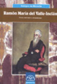 Ramon maria del valle-inclan. poeta, narrador e dramaturgo