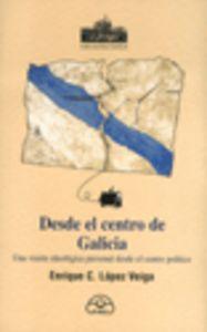 Desde el centro de galicia.