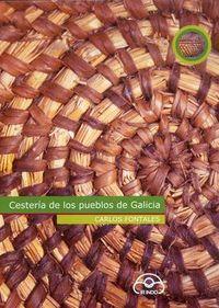 Cesteria de los pueblos de galicia