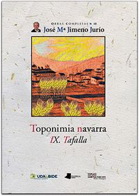 Toponimia navarra. ix. tafalla