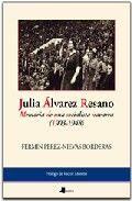 Julia alvarez resano. memoria de una socialista navarra (190