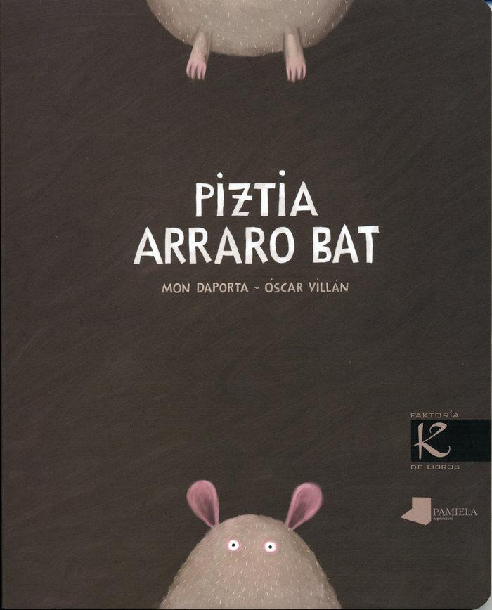 Piztia arraro bat