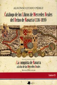 Catalogo libros de mercedes reales del reino de navarra