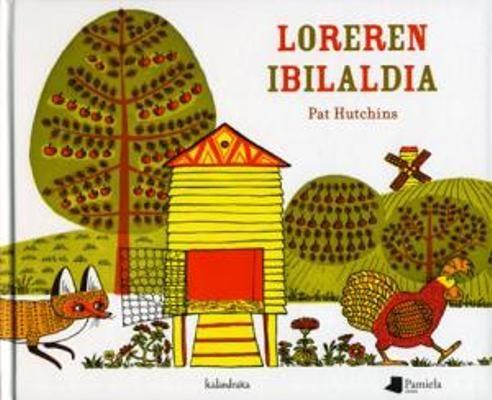 Loreren ibialdia