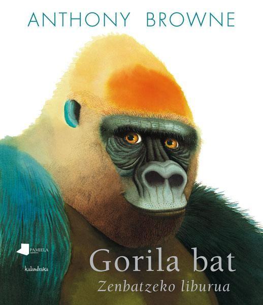 Gorila bat. zenbatzeko liburua