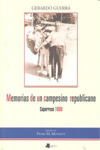 Memorias campesino republicano caparroso 1936