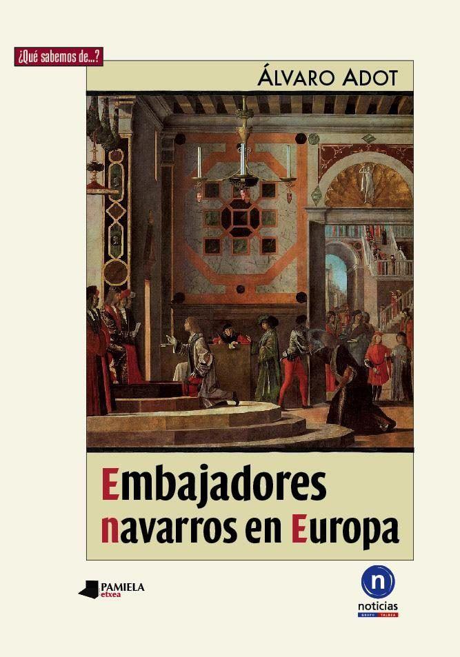 Embajadores navarros en europa