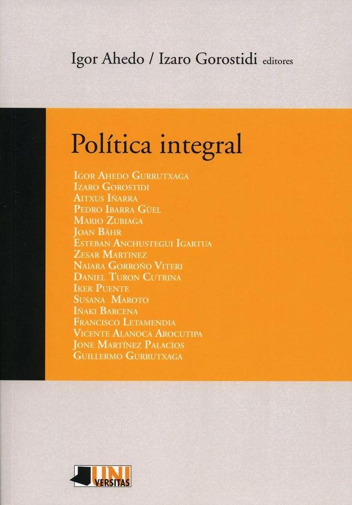 Politica integral