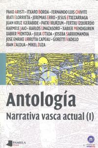 Antologia narrativa vasca actual (i)